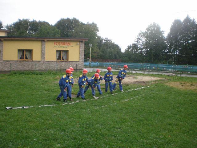 Kopřivnice-start mladších